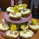My Easter Cup Cakes