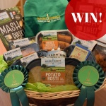 WIN WIN WIN- a hamper of Mash Direct Goodies