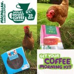 Coffee and cake all round for MacMillan Cancer Support