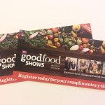 WIN 2 tickets to the BBC Good Food Show in Belfast